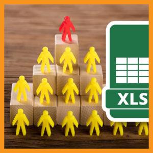 MS Excel w dziale personalnym - http://szkolenia.hr-accelerate.pl/